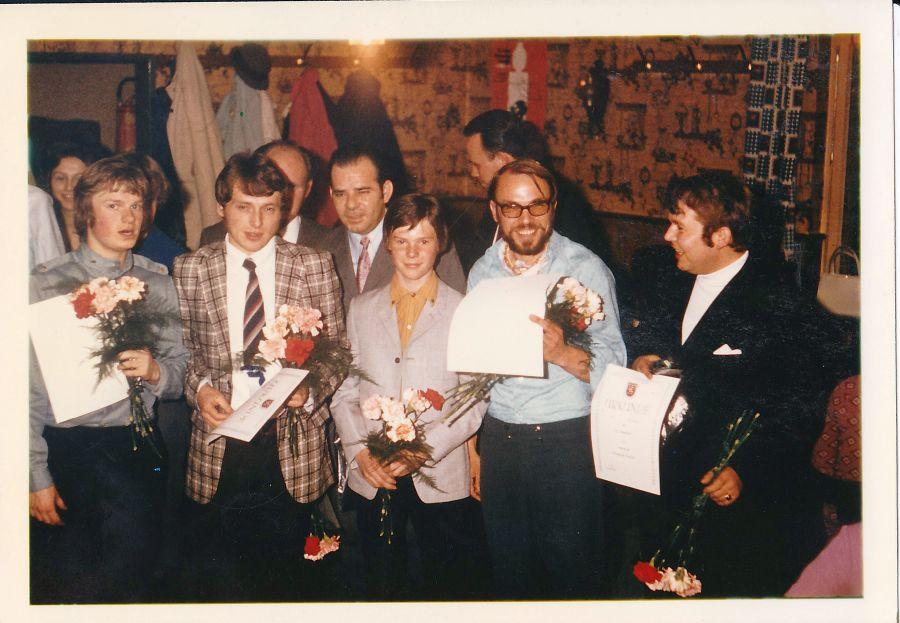 Gruppenligameister 1971